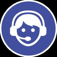 virtual pa service icon